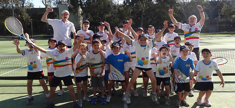 Tennis Lessons Glen Iris